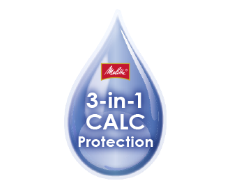 3-in-1 limescale protection