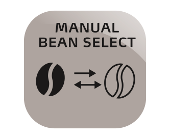 Manualny wybór rodzaju ziaren