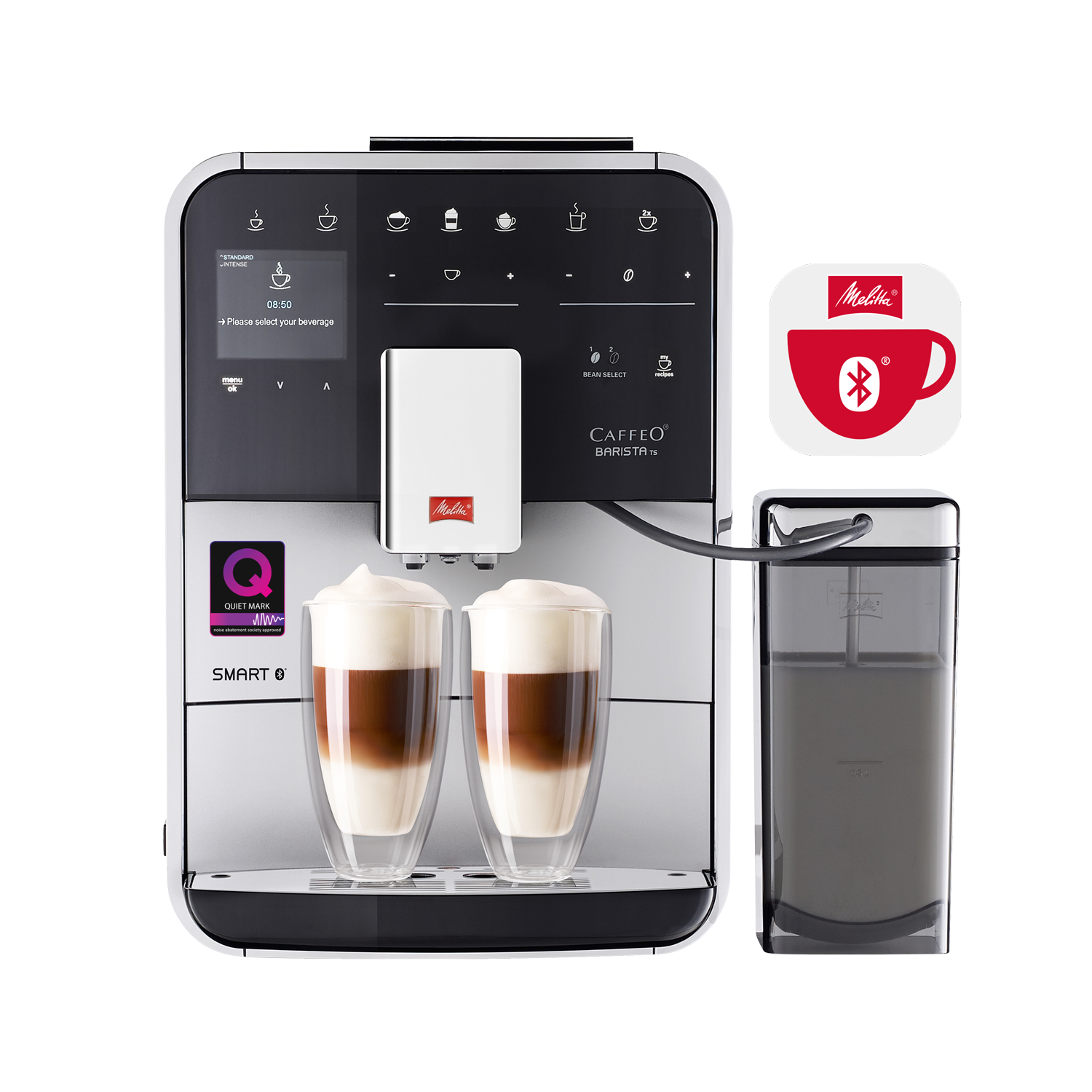 melitta product world barista ts smart. Black Bedroom Furniture Sets. Home Design Ideas