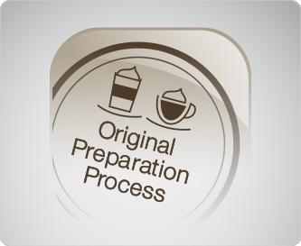 Oryginalny proces przygotowywania kawy